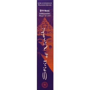 Styrax - Liebeszauber - Spirit of Vinaiki - Ayurveda...