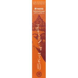 Myrrhe - Selbstvertrauen - Spirit of Vinaiki - Ayurveda...