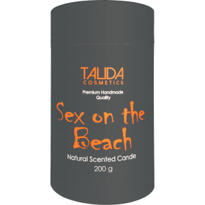 """Aromakerze """"Cocktail"""", Sex on the Beach"""