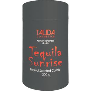 "Aromakerze ""Cocktail"", Tequila Sunrise"