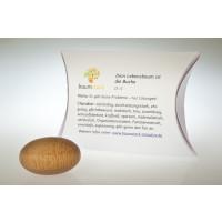 Handschmeichler Buche 45mm mit Baumhoroskop