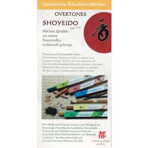 Shoyeido Overtones - Duftpropen zum Testen