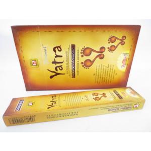 Parimal Yatra Natutal Räucherstäbchen 17 gramm