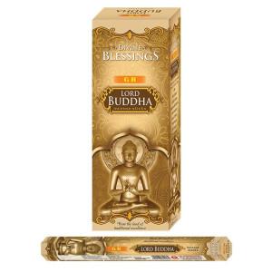 GR Lord Buddha Hexa Räucherstäbchen