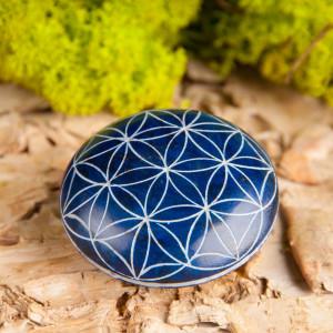 Handschmeichler Lebensblume, blau, Ersetzt EN-303