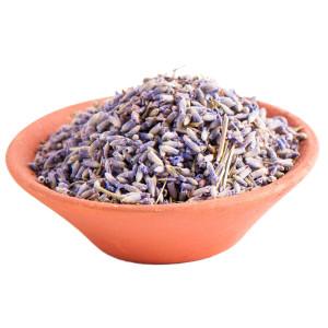 Lavendelblüten Räucherwerk in Tüten 10g