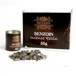 Benzoe-Räucherharz 50g-Dose