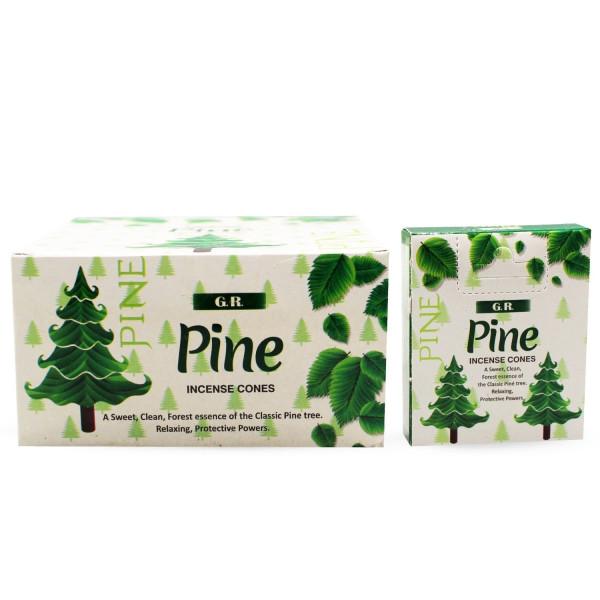 GR Pine Räucherkegel
