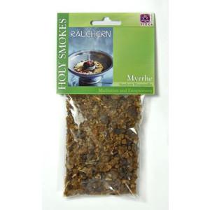Myrrhe, grob - Räucherwerk in Tüten 50g