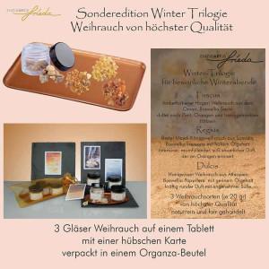 Sonderedition: Wintertrilogie für besinnliche...