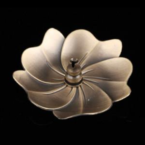 Räucherstäbchenhalter Lotus bronzefarben...