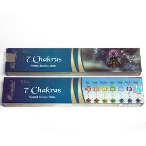 Vedische Räucherstäbchen - 7 Chakra