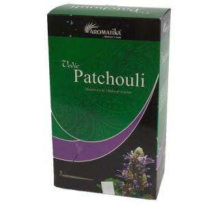 Vedische Räucherstäbchen - Patchouli