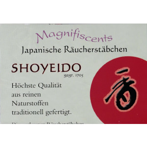 Shoyeido Magnifiscents Sampler