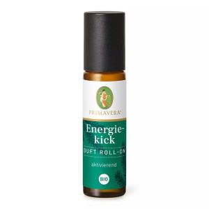 Primavera Energiekick Duft Roll-On bio (ehem. Energy) 10 ml.
