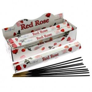 Stamford Premium Räucherstäbchen - Rote Rose