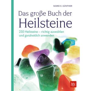 Günther, Sigrid E.: Das große Buch der Heilsteine