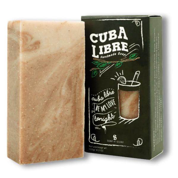Cuba Libre Cocktail-Seifen 120 gr