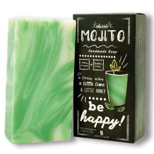 Mojito Cocktail-Seifen 120 gr