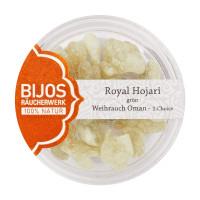 Royal Hojari grün - Weihrauch Oman im 50 ml PS-Glas