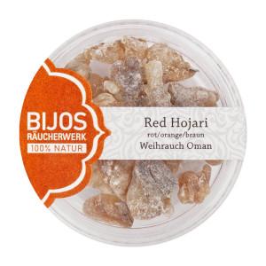 Red Hojari rot/orange/braun - Weihrauch Oman im 50 ml...