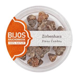 Zirbenharz - Pinus Cembra, Bijos Räucherharz im 50...