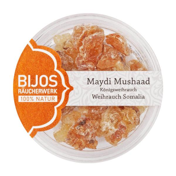 Maydi Mushaad - Königsweihrauch - Weihrauch Somalia im 50 ml PS-Glas