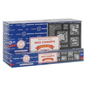 Satya Combo Pack Nag Champa und Super Hit...