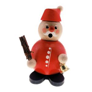 Hess - Räucherfigur Weihnachtsmann mit Glocke &...