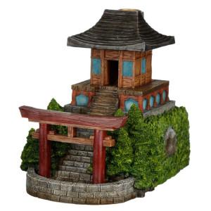 Japanischer Gartentempel Backflow Rückfluss...