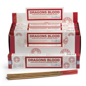 Stamford Masala Räucherstäbchen, Dragons Blood