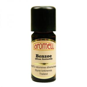 Aromell Ätherisches Benzoe Öl Siam Resinoid 10ml