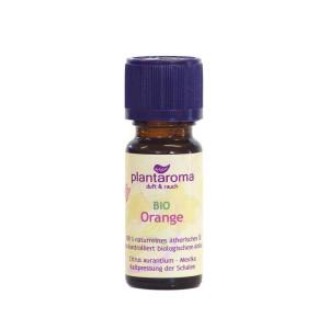 Orange - Bio - Plantaroma ätherisches Duftöl