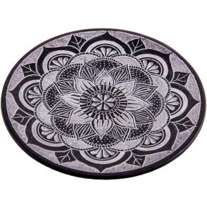 Räucherstäbchenhalter Mandala, groß...