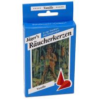 Carl Jäger Räucherkerzen - Vanille - Schachtelware