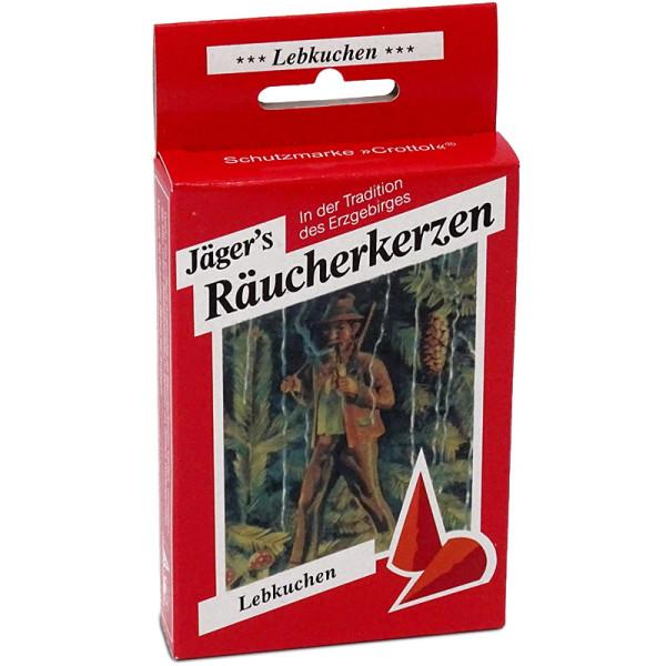 Carl Jäger Räucherkerzen - Lebkuchen - Schachtelware