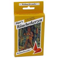 Carl Jäger Räucherkerzen - Weihnachtszauber - Schachtelware